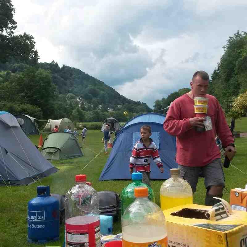 Under 7s camp 2016