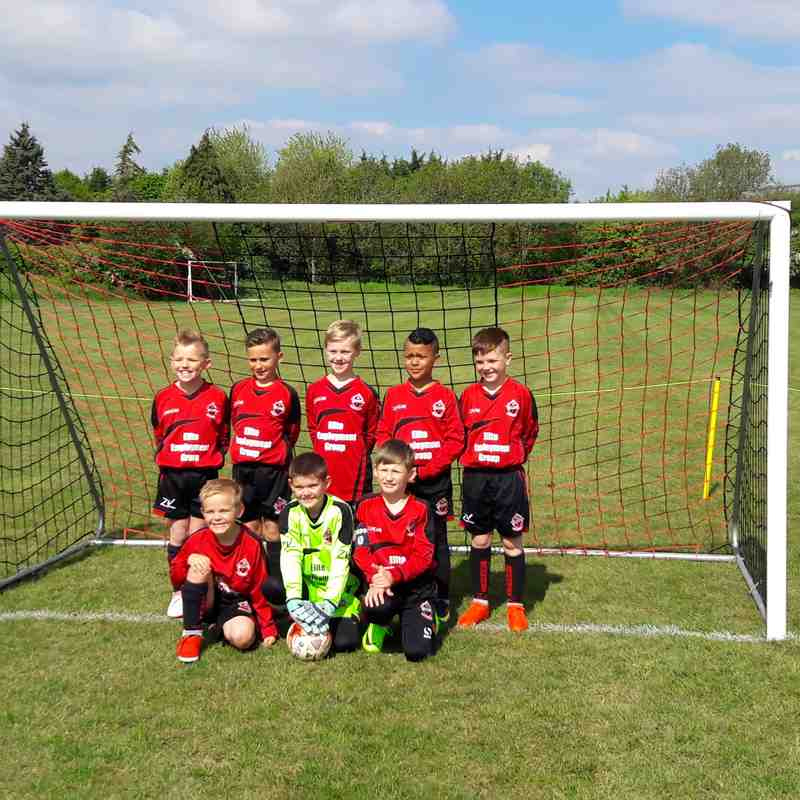 Cup final under 8s 2017