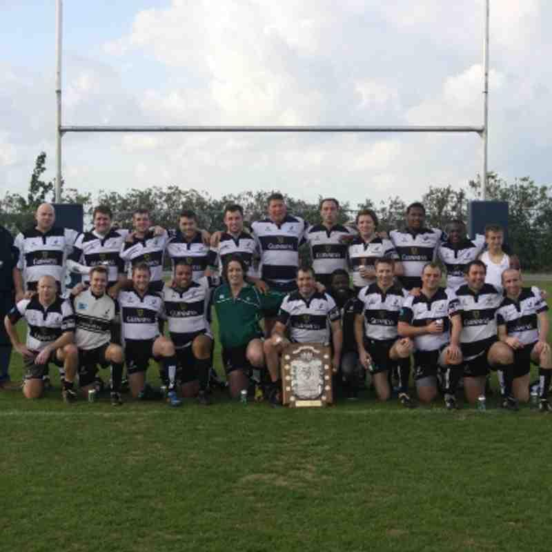 Nichol Shield Winners 2013