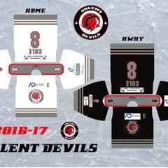 Solent Devils launch new shirts
