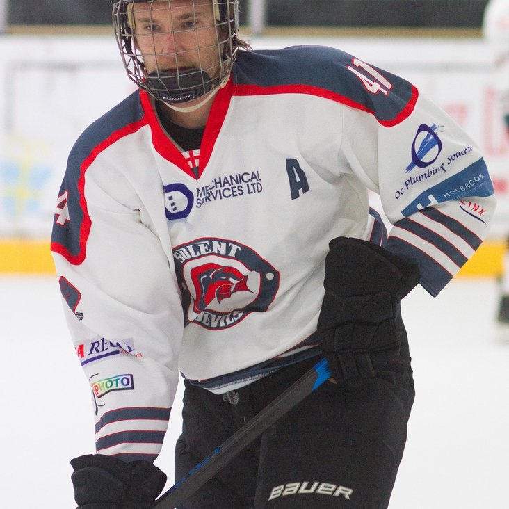 Wild signing for Solent<