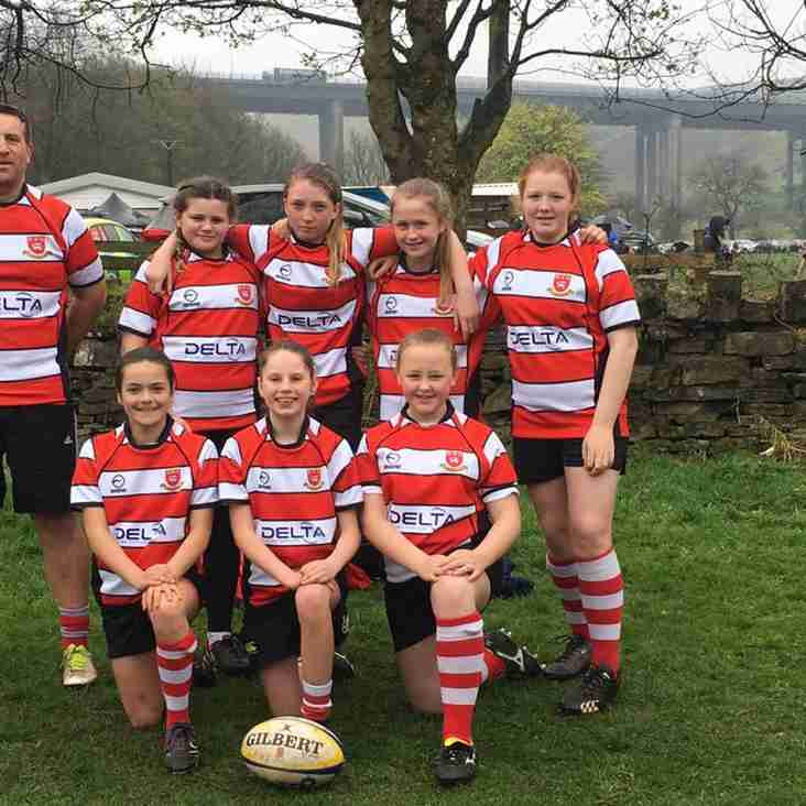 Another Fantastic Performance By Cleckheaton Girls