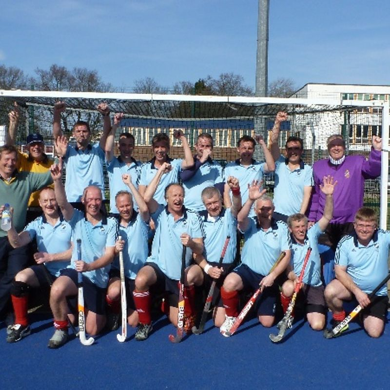 Redsox beat Maidenhead Men's Vets 1 - 5