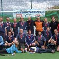 Reading Rustlers 3 - 3 East Grinstead Men's Vets