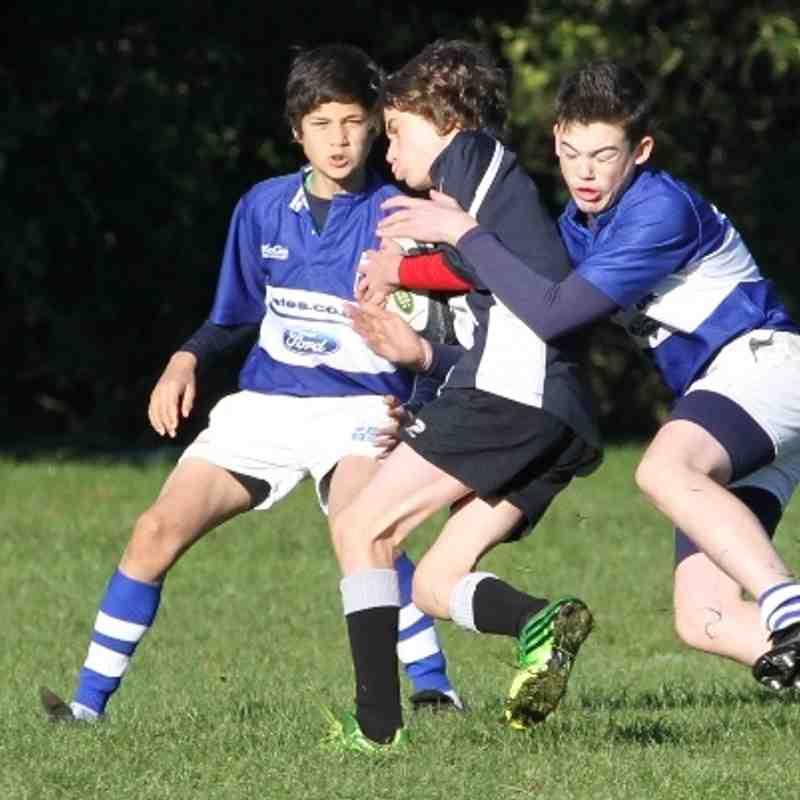 U14B's vs Chelmsford 2013