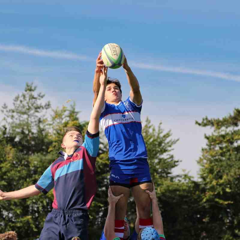 Bishops Stortford U18 vs Barnet Sept 2017