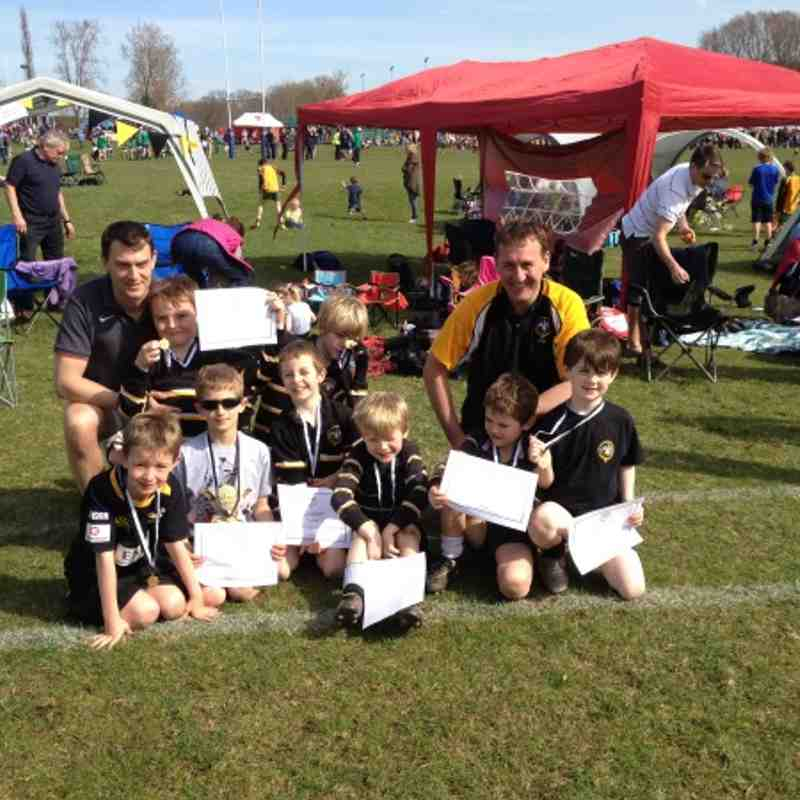 Marlow Tournament 2012