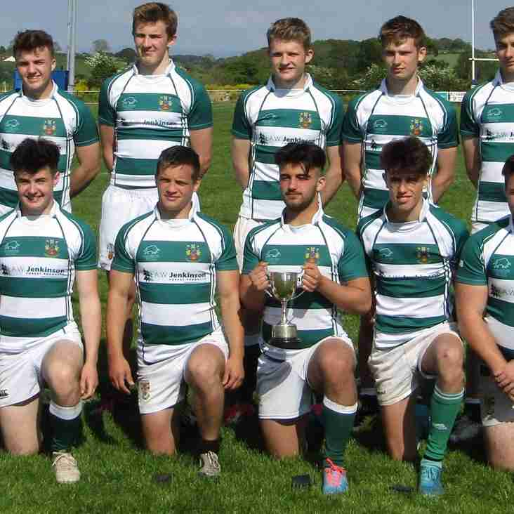 COLTS VICTORY IN WIGTON SEVENS FESTIVAL