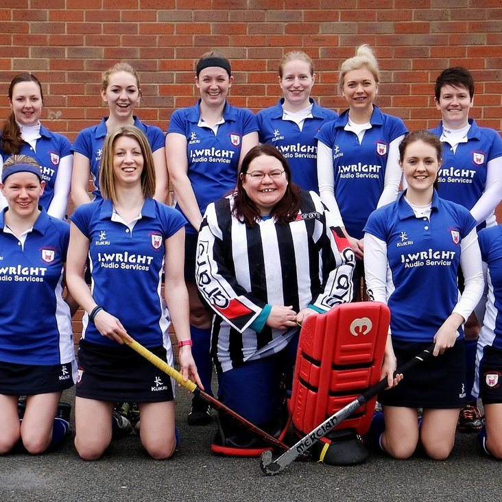 Ladies 1st Team shortlisted for national award<