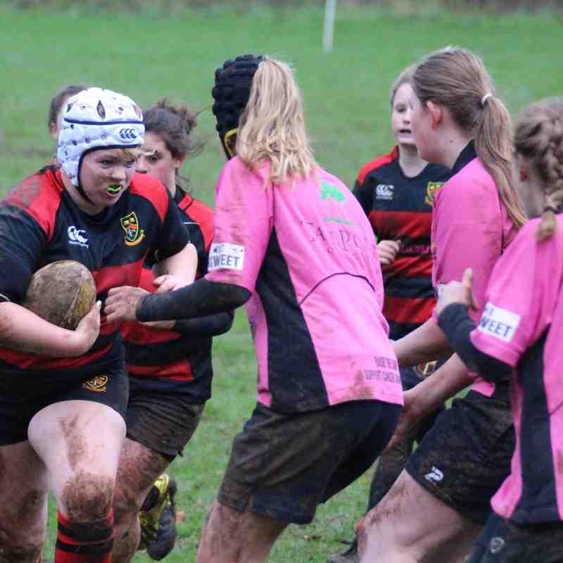 CullyWelly U15 girls - Tournament @ wellington