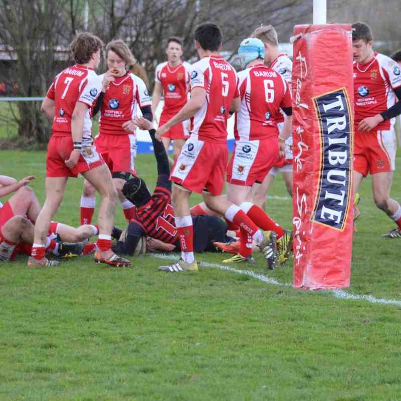 Barnstaple Colts 20 Cully Colts 12