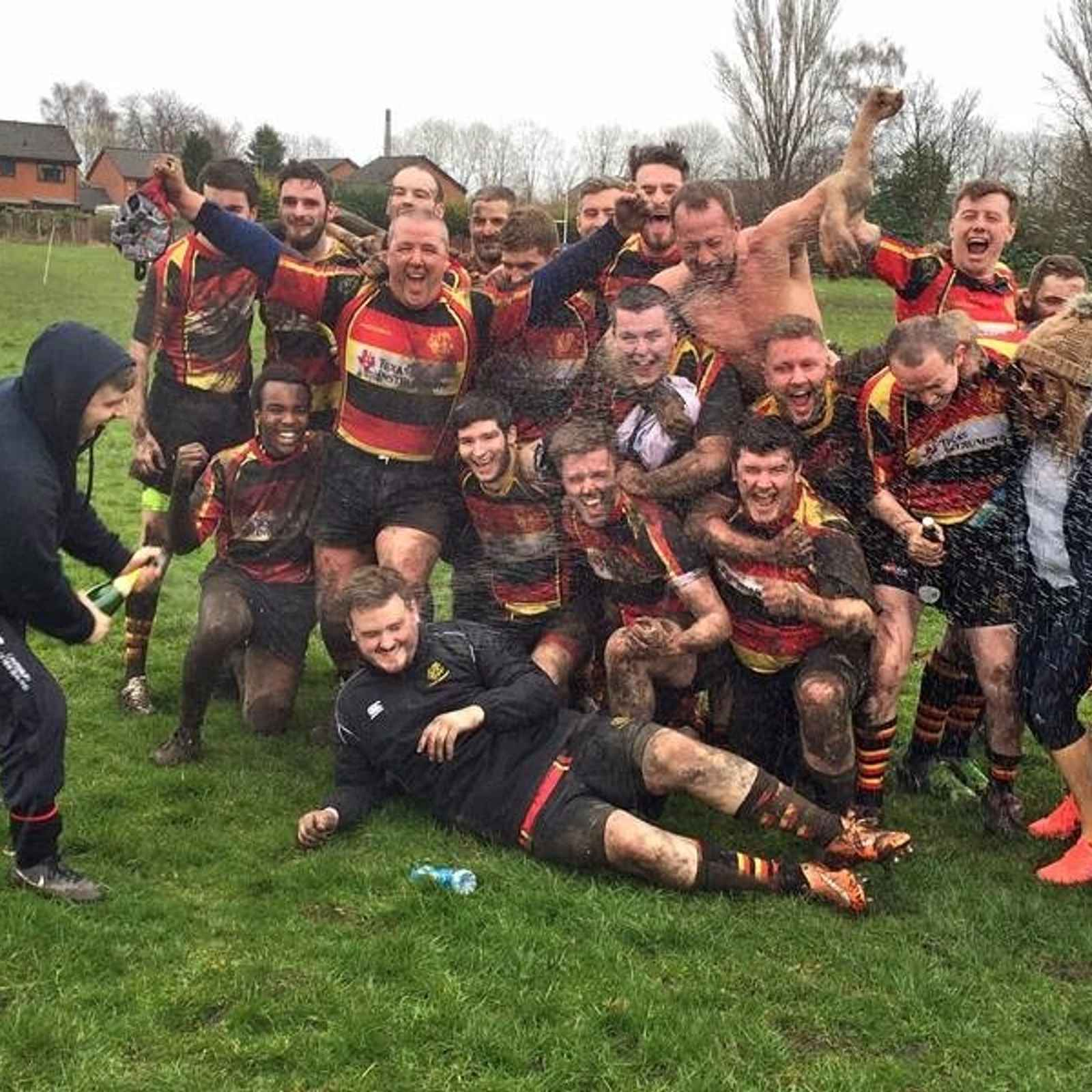 2nd XV West Reserve league 2a Champions