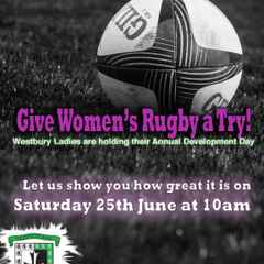 Give Women's Rugby a Try!