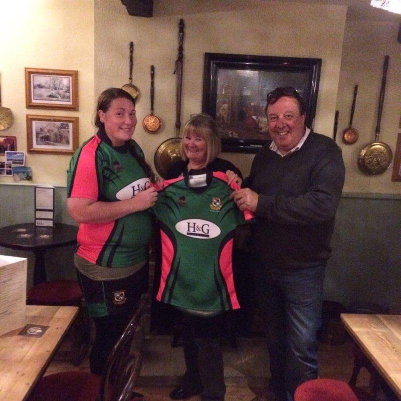 Westbury Ladies welcomed Old Bristolians