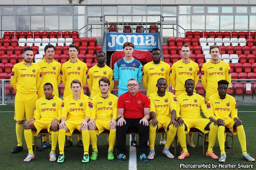 Under 21's lose to Cheshunt 2 - 3