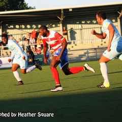 Harlow Town V Enfield 1893 Pre-season Game 19/07/2016
