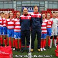 Leigh Ramblers Girls U18s vs. Harlow Town U18s