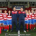 Harlow Town Ladies Reserves beat Collier Row Athletic 2 - 1