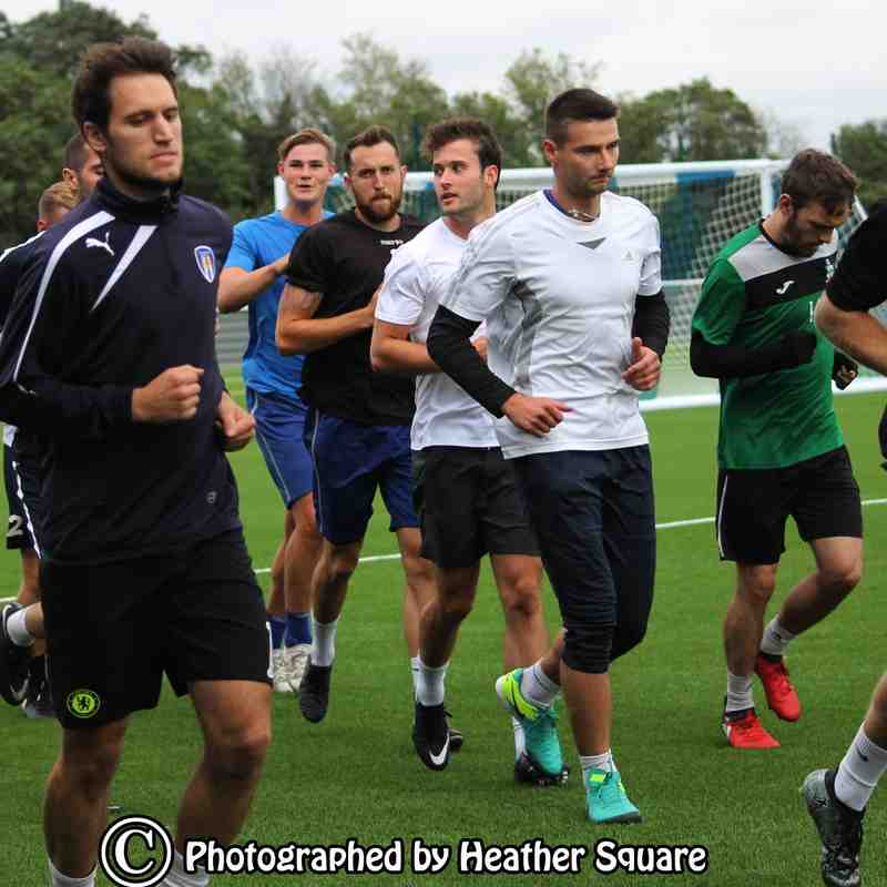 Open Training Session 26.07.2017