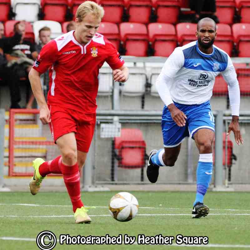 Enfield 1893 v Aveley 29.07.2017