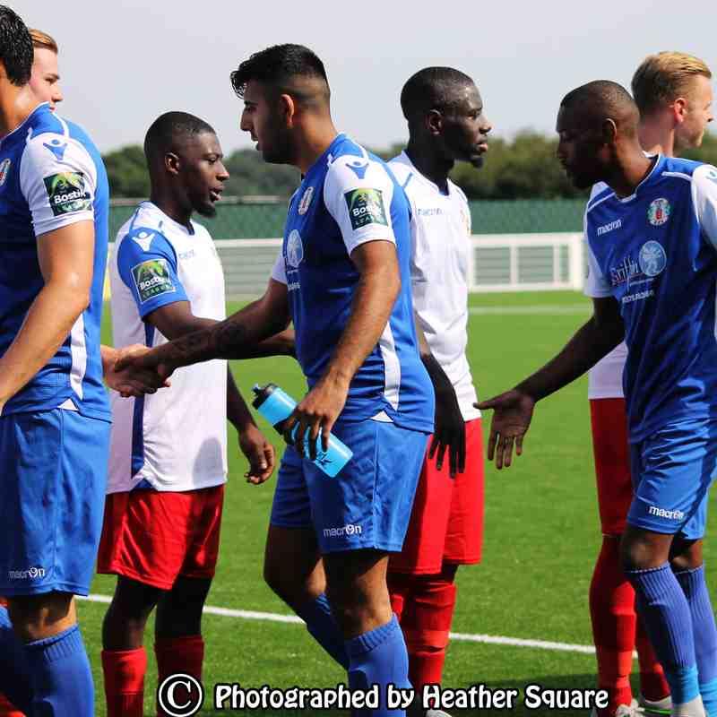 Grays Athletic v Aveley 28/08/2017