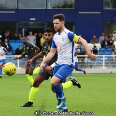 Aveley v Grays Athletic 27/08/2018