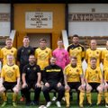 West Auckland Town FC lose to Marske United  5 - 2