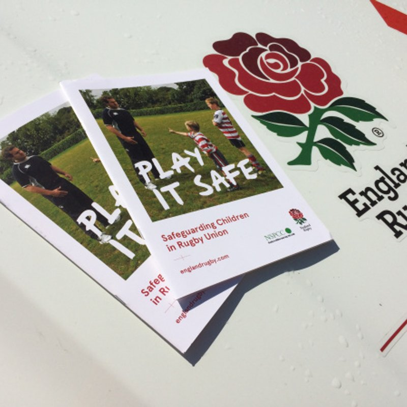 Rugby Ready & Safeguarding Play it Safe Courses at Clifton RFC