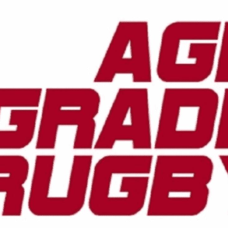 RFU Age Grade Rugby UPDATE