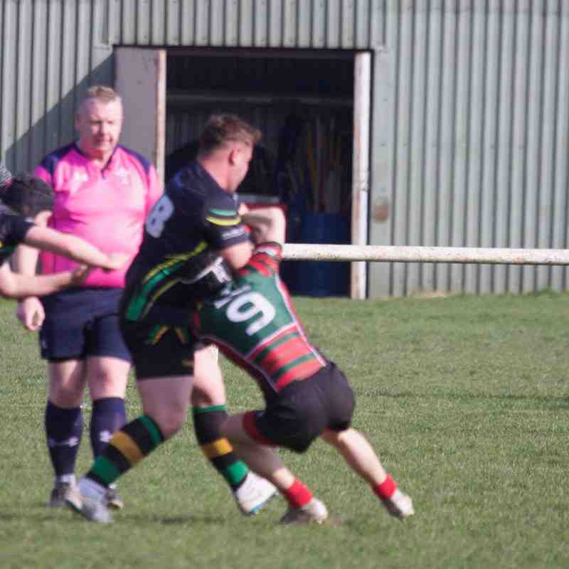 Wrexham v Llanidloes March 19