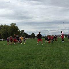 Cheltenham Tigers Welcome Tonga