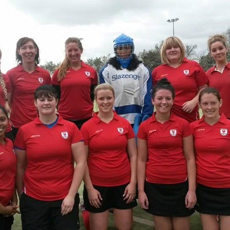 Ladies 2nd Team beat Lancaster 3s 2 - 0