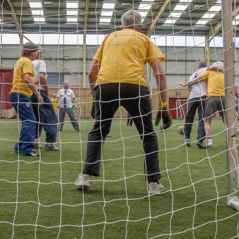 Wakefield v Barnsley - Walking Football