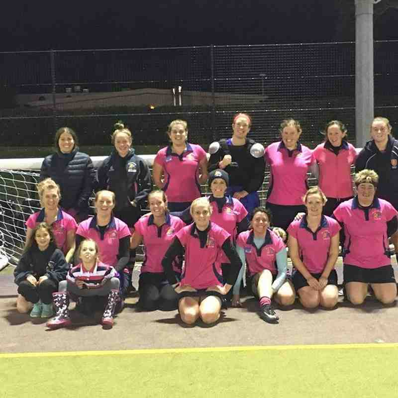 Ladies 2's 2017/ 2018 season