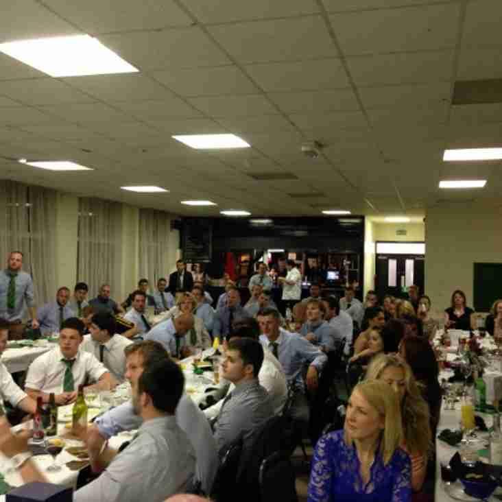 Senior End of Season Players Dinner & Awards Night