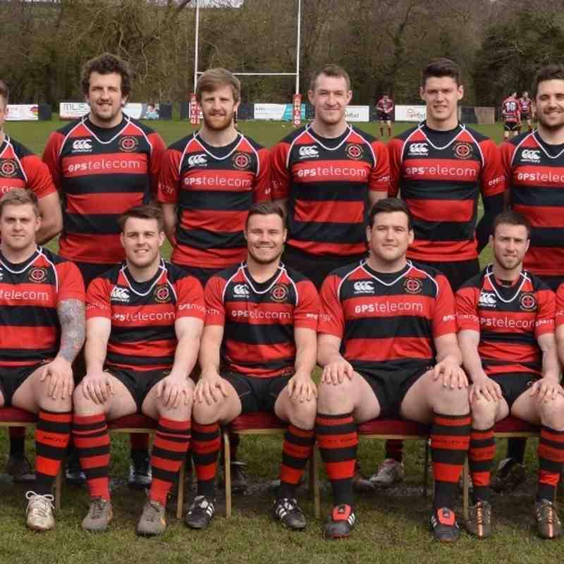 Senior Squad 2015 - 2016