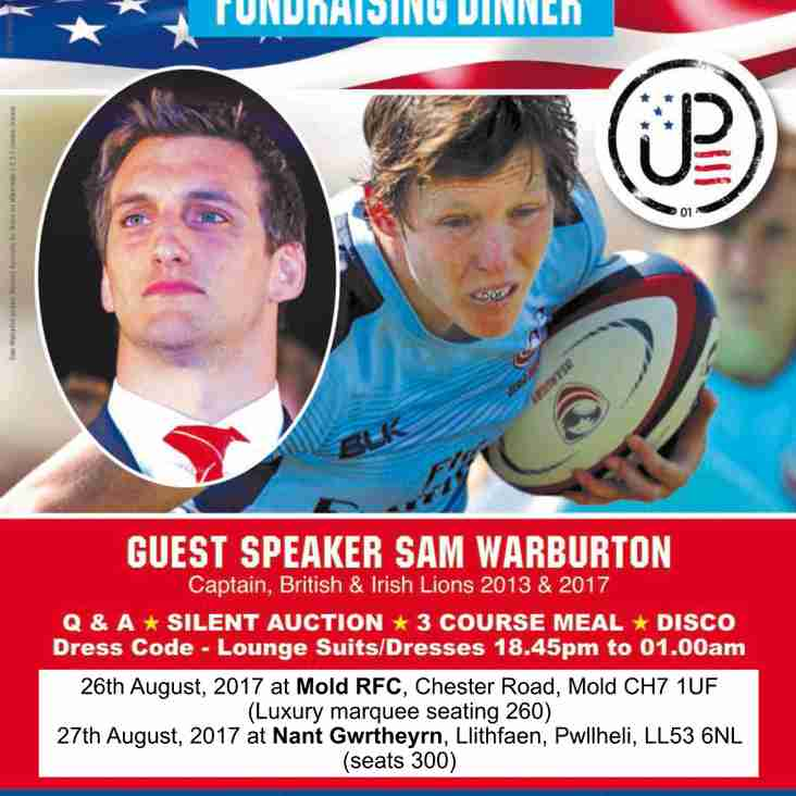 AN EVENING WITH SAM WARBURTON