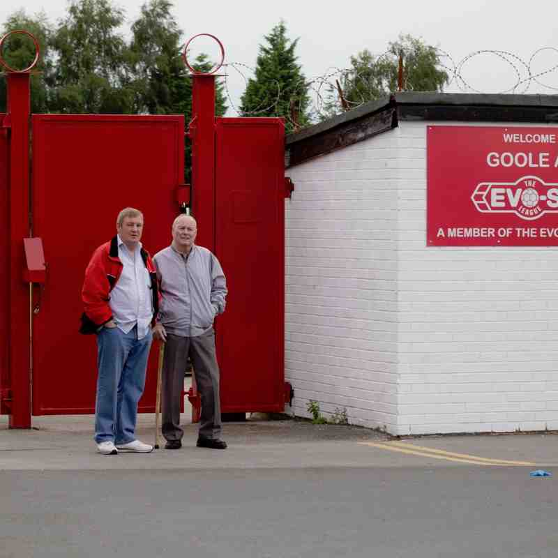 Goole AFC Vs Stocksbridge Park Steels
