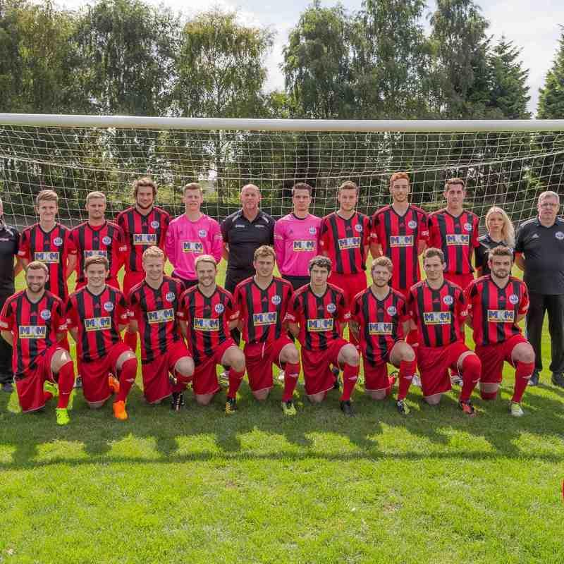 Squad 2015/16