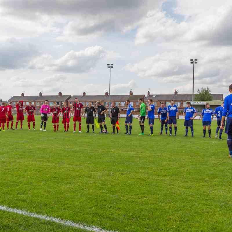 Goole AFC Vs Gresley FC
