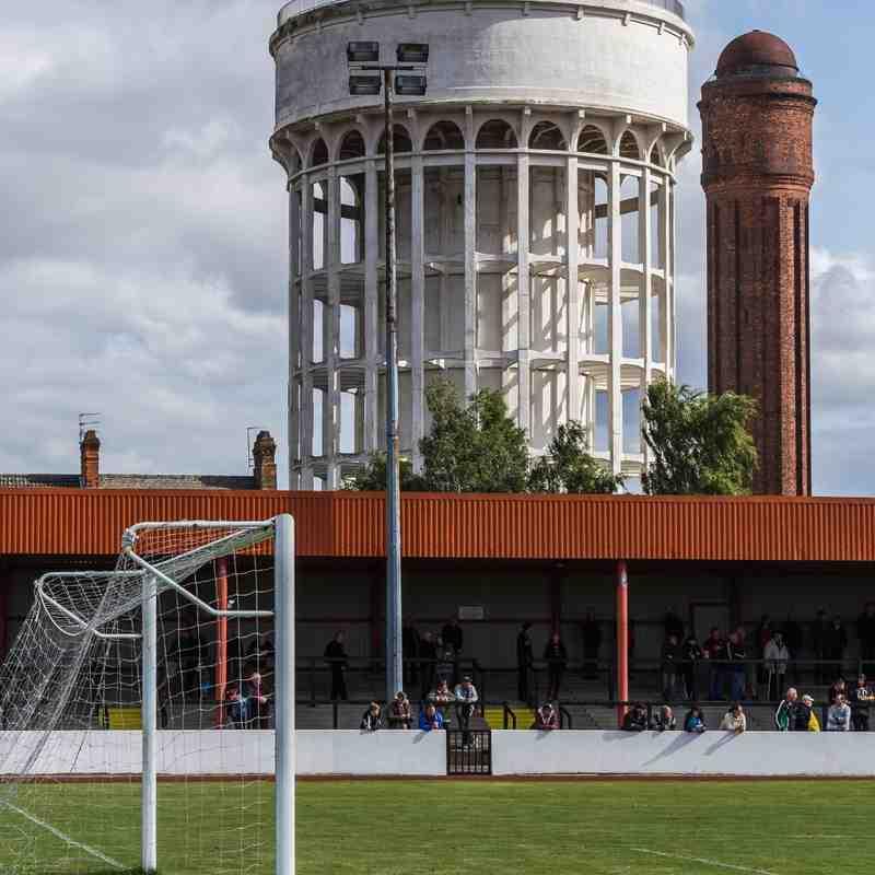 Goole AFC vs Market Drayton Town FC