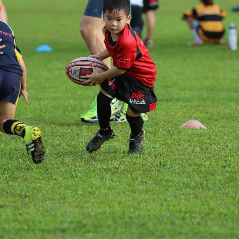 U6 Friendlies at TRC on 14th Feb 2016 TRC Leopards v Centaurs