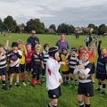 Royston Rugby Club vs. Training