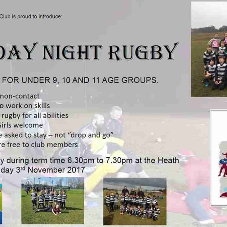 Friday Night Rugby