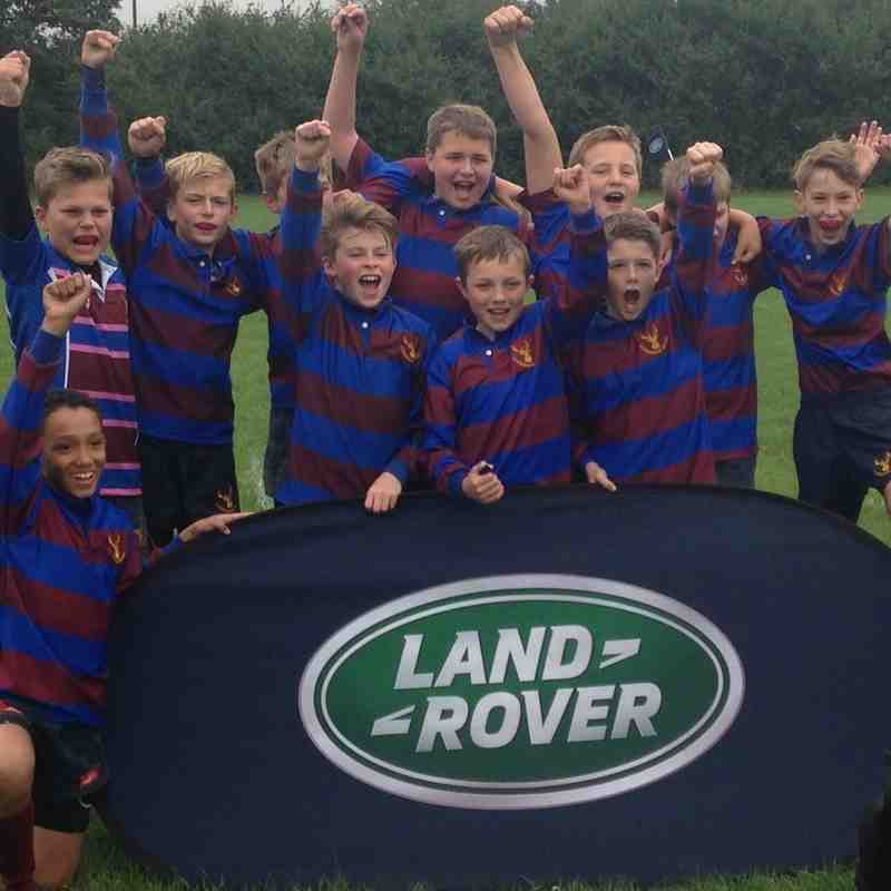 Land Rover Cup - Under 12s