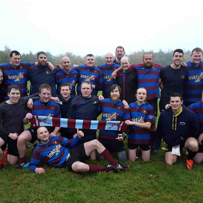 Chesham 2nd XV vs Old Grammarians