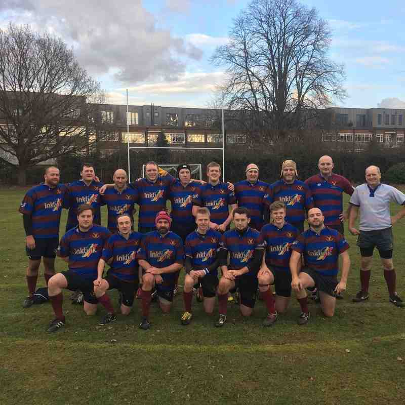 Southgate vs Chesham 2nd XV - 28/01/2017