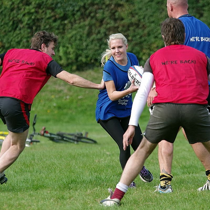 Chesham Touch Rugby Tournament