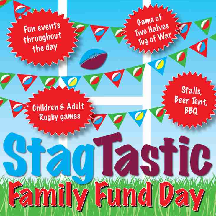 Stagtastic Family Fund Day