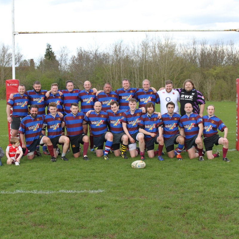 Second Team beat Tabard 2nd XV 15 - 17